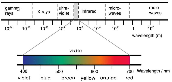 طول موج ال ای دی رشد گیاه
