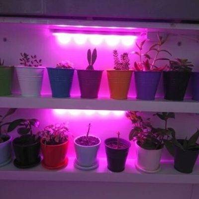 وال واشر رشد گیاه 6 وات مناسب طبقات