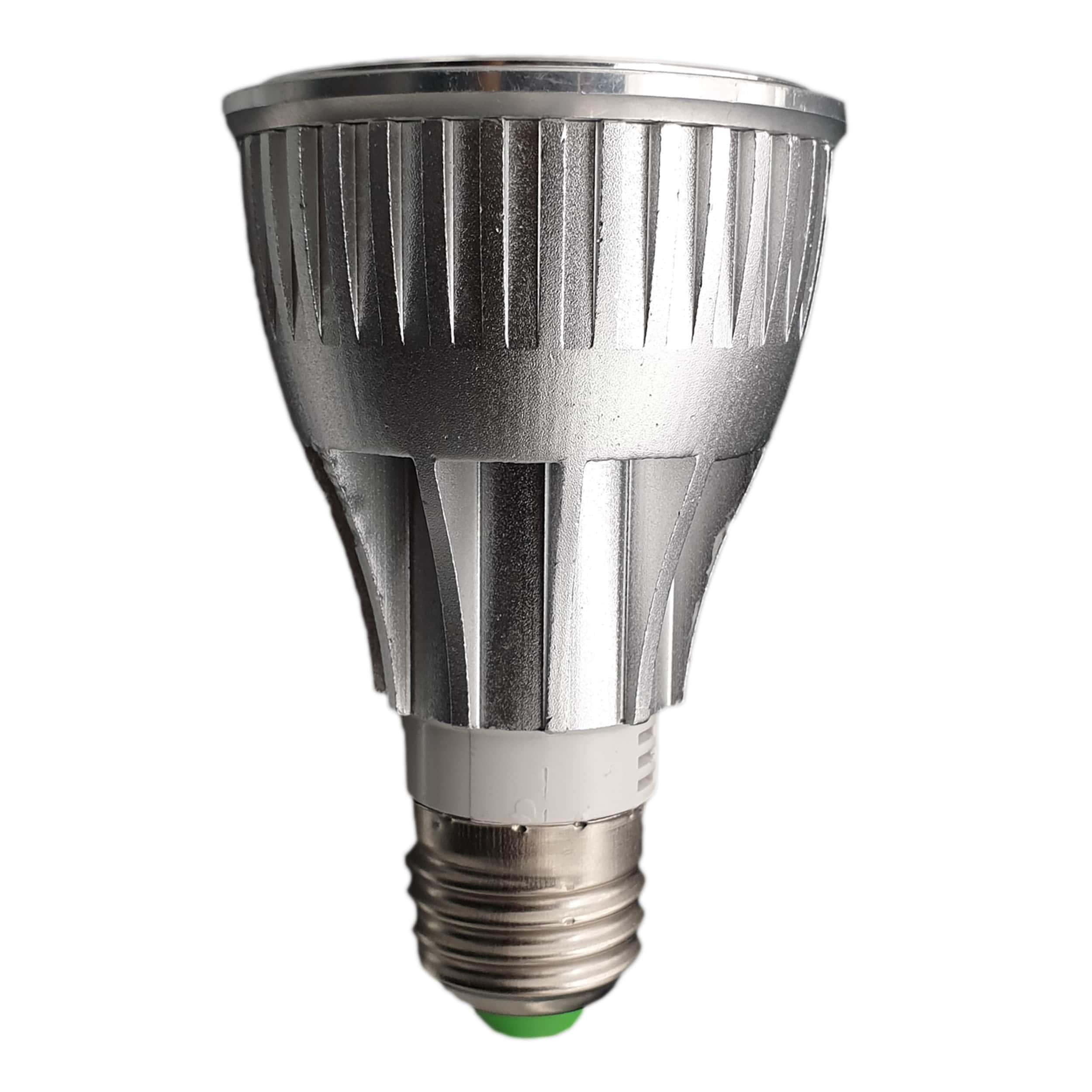 لامپ رشد سرپیچی